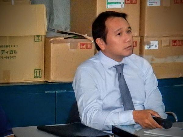 座長は添島義樹副会長