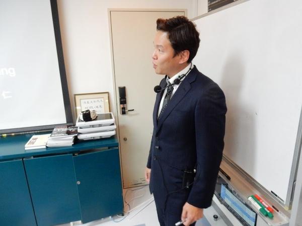 古賀仁先生