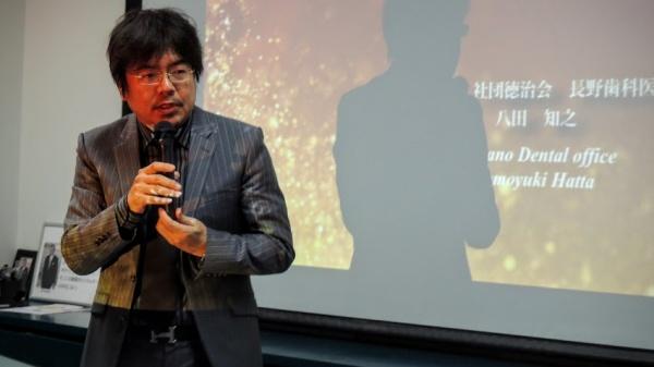 今月の座長は副会長の川口孝先生にお願いしました