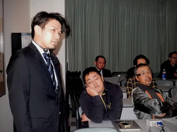 熊本市東区ご開業の田中秀幸先生も今回が初めての発表