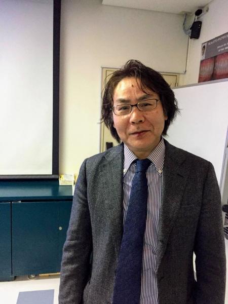 古田洋介先生