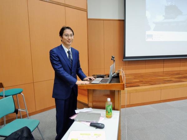 さて午後からは四国合同例会での発表症例を山﨑治先生に再現いただきます。