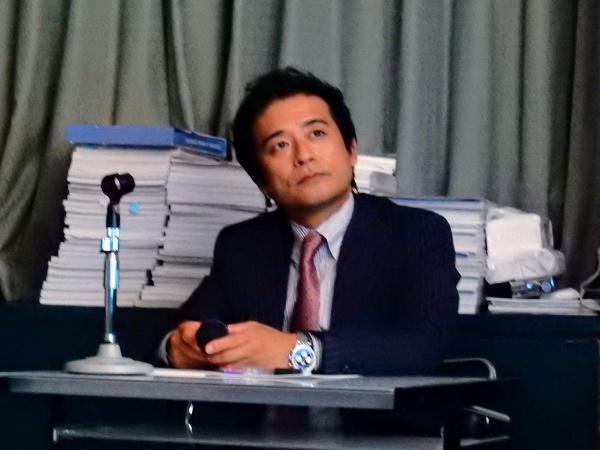 関喜英先生によるクールな進行でございました