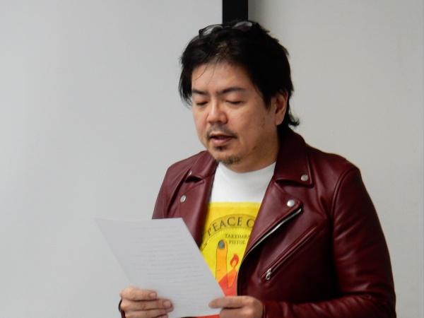 川口会長より先日東京で開催された支部長会議の内容が報告されました