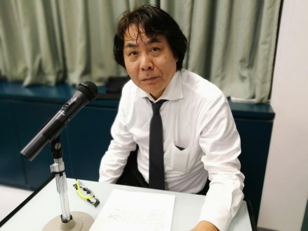 座長は古田洋介先生