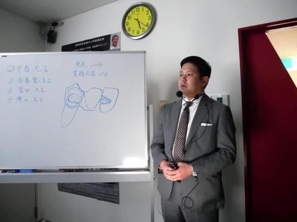最後は久留米市の陶山新吾先生。