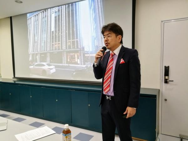 例年は4月総会に実施する会長講演ですが、今年は6月となりました。