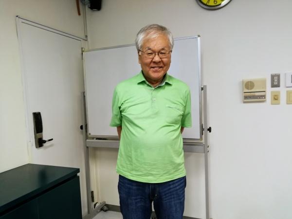 松浦正朗先生