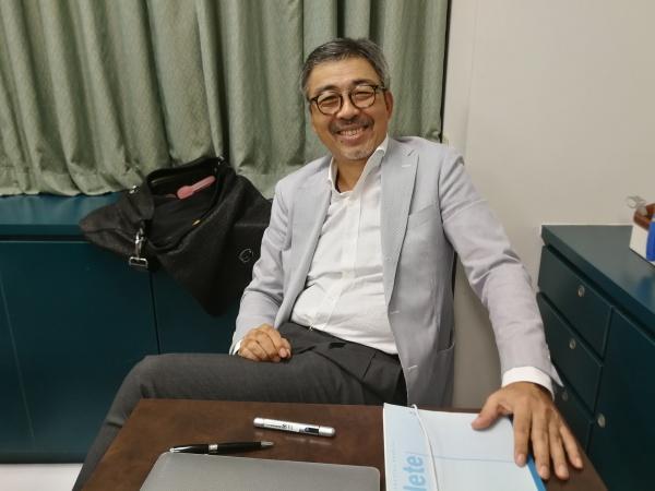 川嵜俊明座長